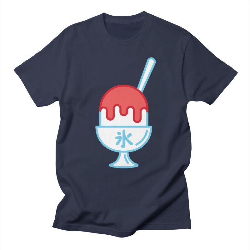 Kakigori Women's Regular Unisex T-Shirt by TravisPixels's Artist Shop