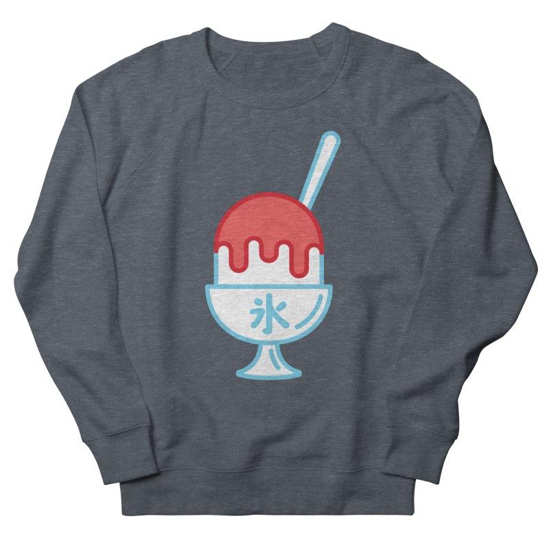 Kakigori Women's French Terry Sweatshirt by TravisPixels's Artist Shop