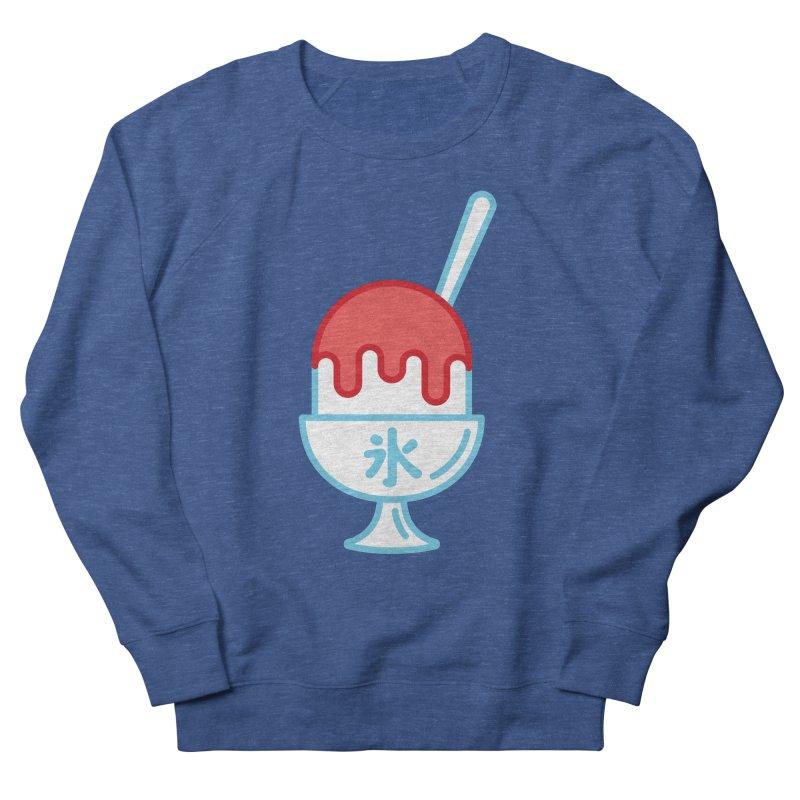 Kakigori Men's French Terry Sweatshirt by TravisPixels's Artist Shop
