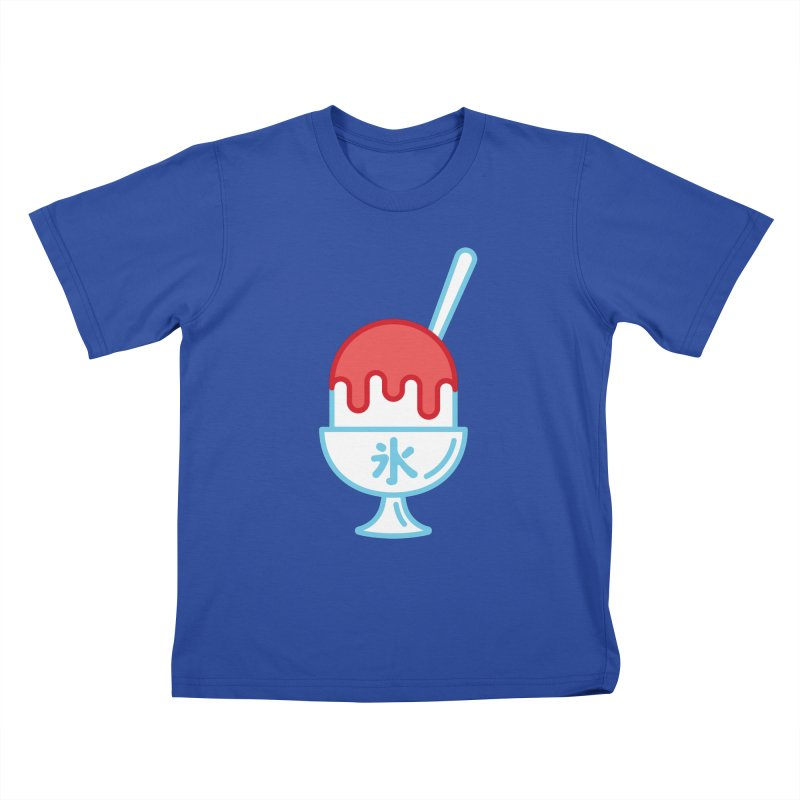 Kakigori Kids T-Shirt by TravisPixels's Artist Shop