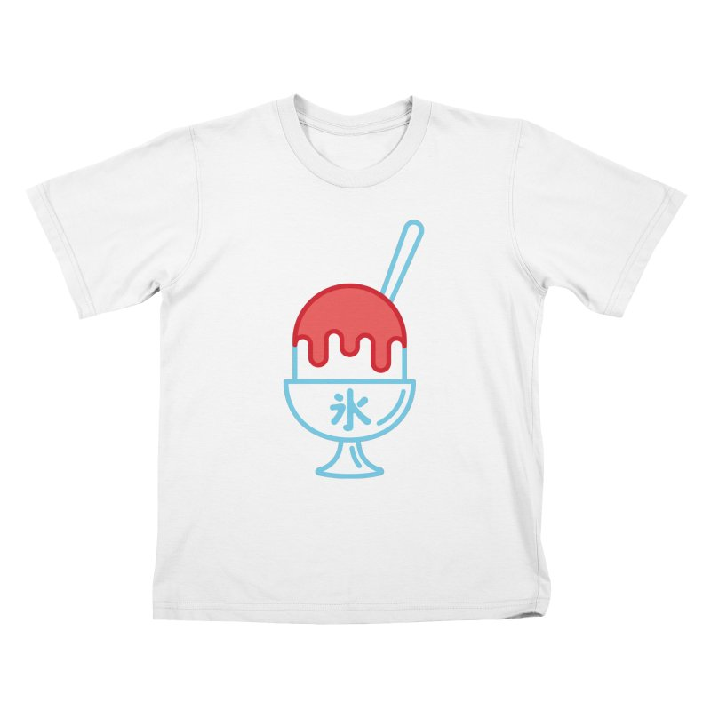 Kakigori Kids T-Shirt by TravisPixels's Artist Shop