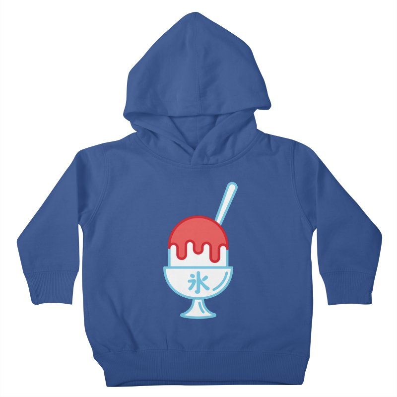 Kakigori Kids Toddler Pullover Hoody by TravisPixels's Artist Shop