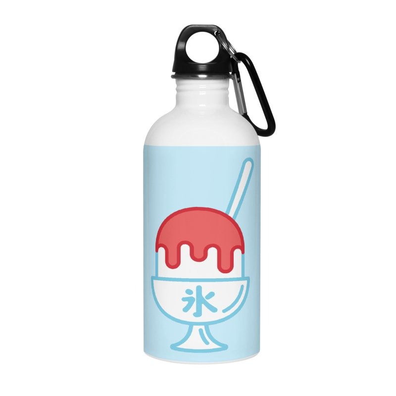 Kakigori Accessories Water Bottle by TravisPixels's Artist Shop