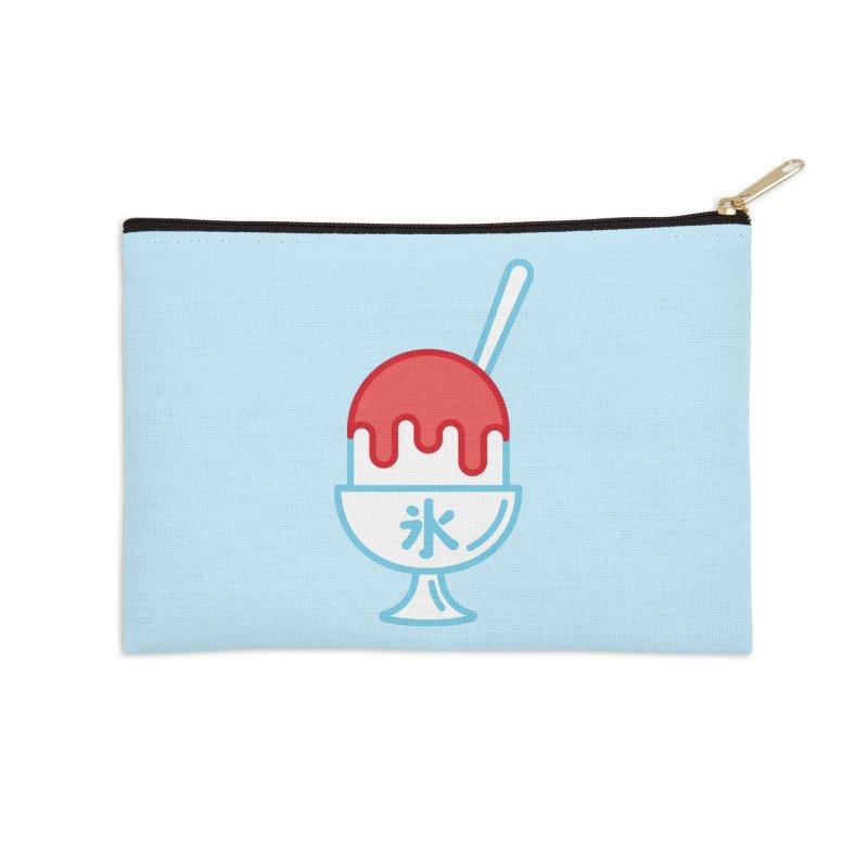 Kakigori Accessories Zip Pouch by TravisPixels's Artist Shop