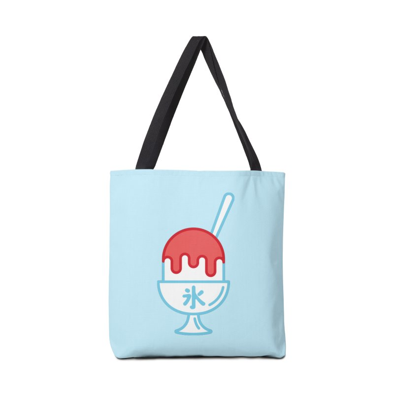 Kakigori Accessories Tote Bag Bag by TravisPixels's Artist Shop