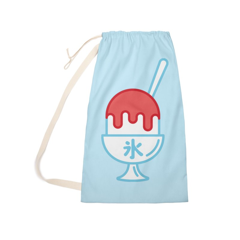Kakigori Accessories Laundry Bag Bag by TravisPixels's Artist Shop
