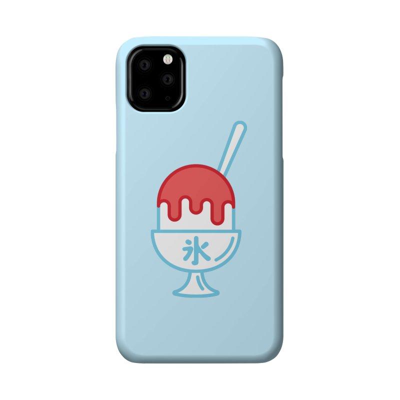 Kakigori Accessories Phone Case by TravisPixels's Artist Shop