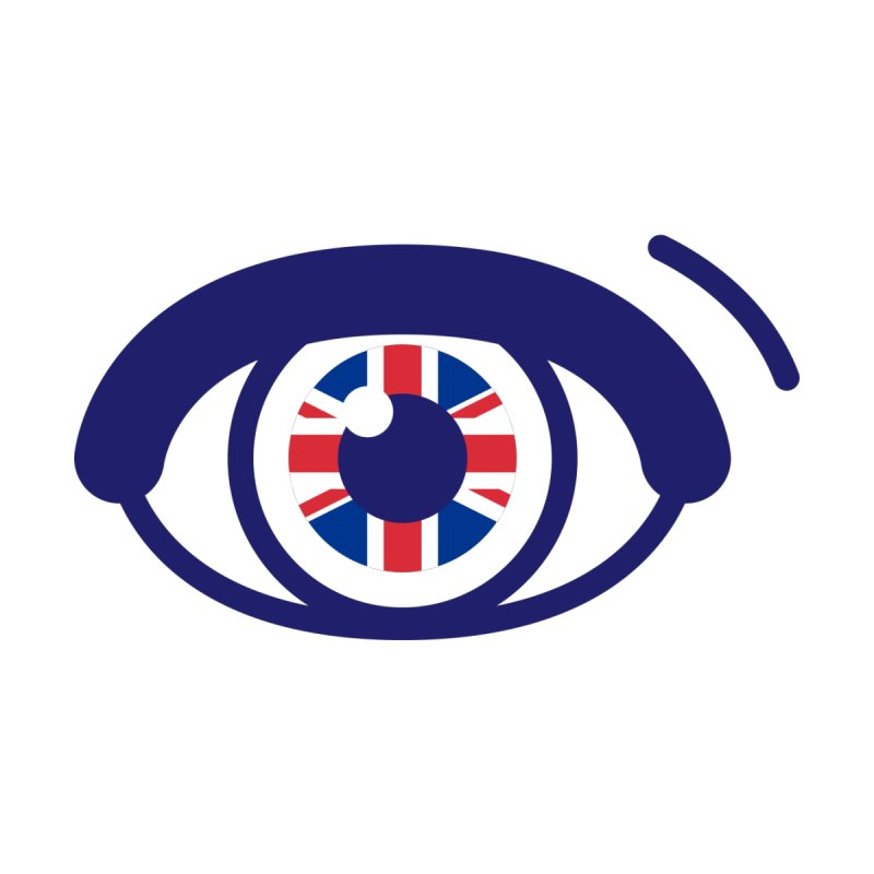 For British Eyes Only by TravisPixels's Artist Shop