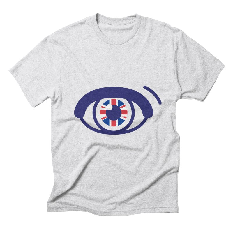 For British Eyes Only Men's Triblend T-Shirt by TravisPixels's Artist Shop