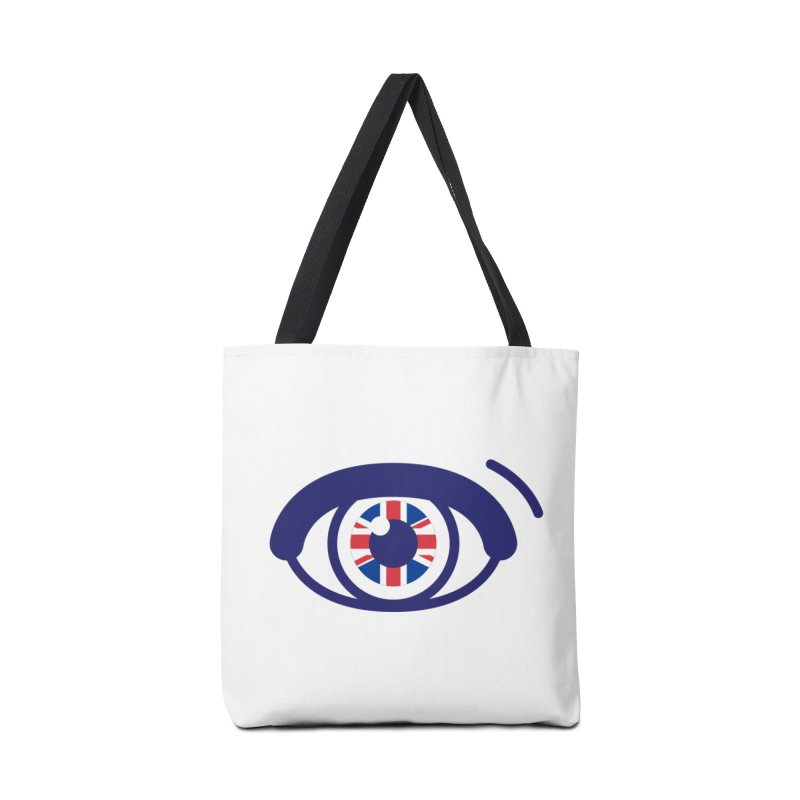For British Eyes Only Accessories Tote Bag Bag by TravisPixels's Artist Shop
