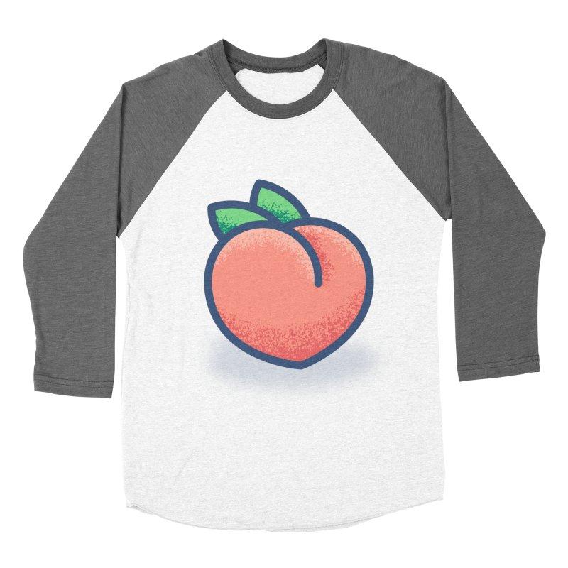 Pêche Women's Longsleeve T-Shirt by TravisPixels's Artist Shop