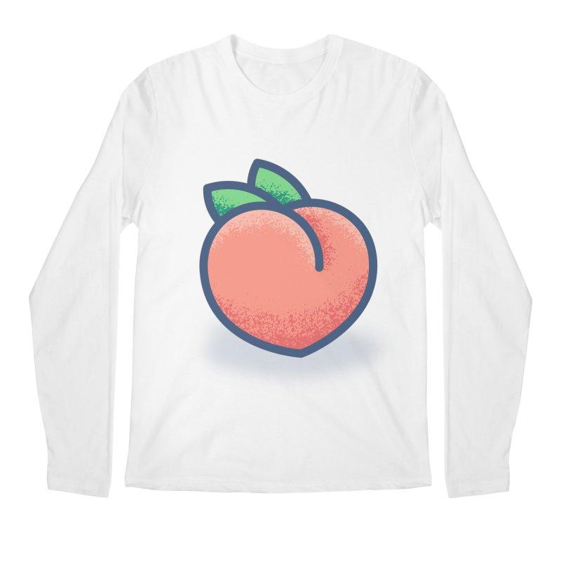 Pêche Men's Regular Longsleeve T-Shirt by TravisPixels's Artist Shop
