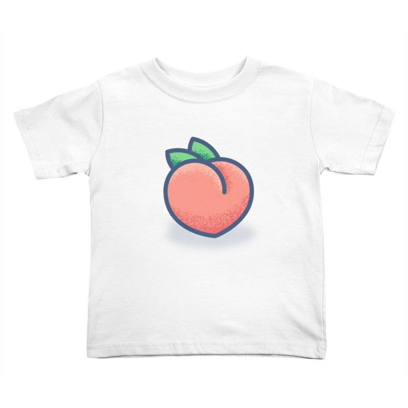 Pêche Kids Toddler T-Shirt by TravisPixels's Artist Shop
