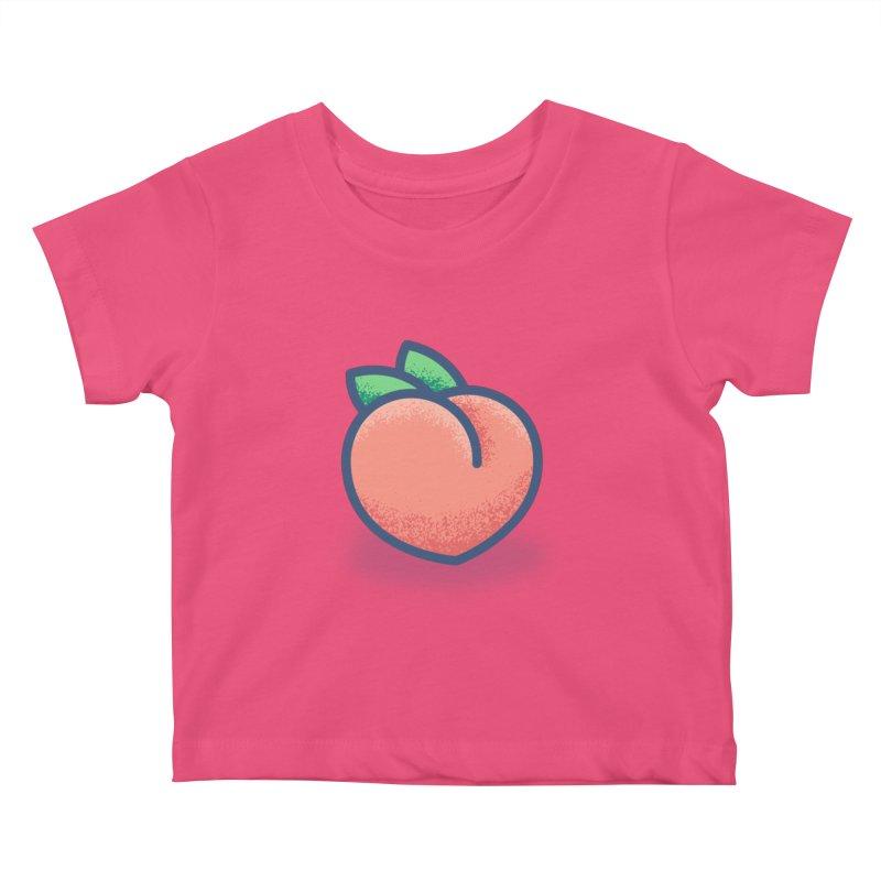 Pêche Kids Baby T-Shirt by TravisPixels's Artist Shop