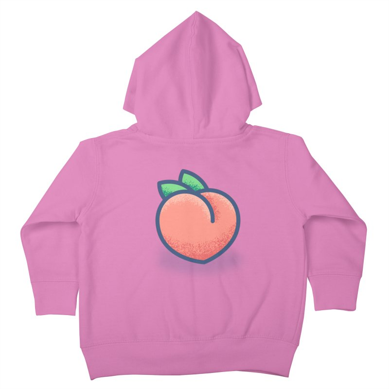 Pêche Kids Toddler Zip-Up Hoody by TravisPixels's Artist Shop