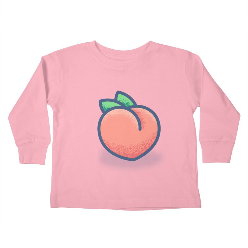 Pêche Kids Toddler Longsleeve T-Shirt by TravisPixels's Artist Shop