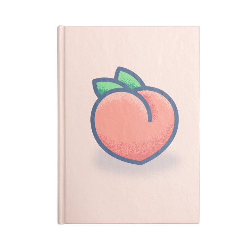 Pêche Accessories Notebook by TravisPixels's Artist Shop