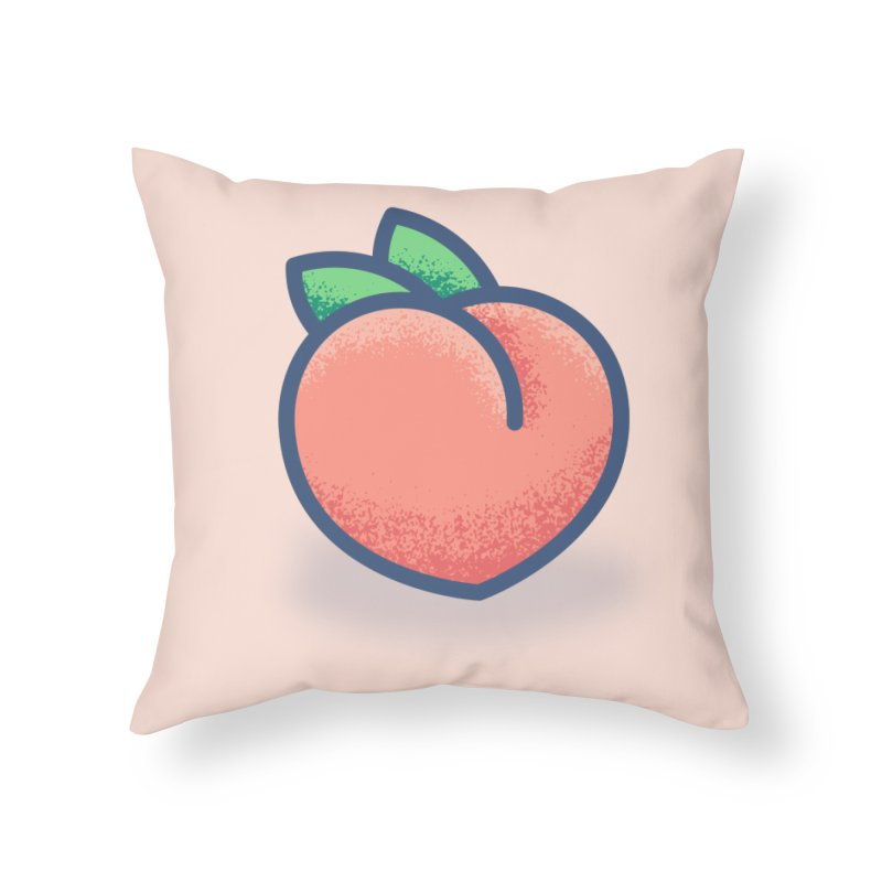 Pêche Home Throw Pillow by TravisPixels's Artist Shop