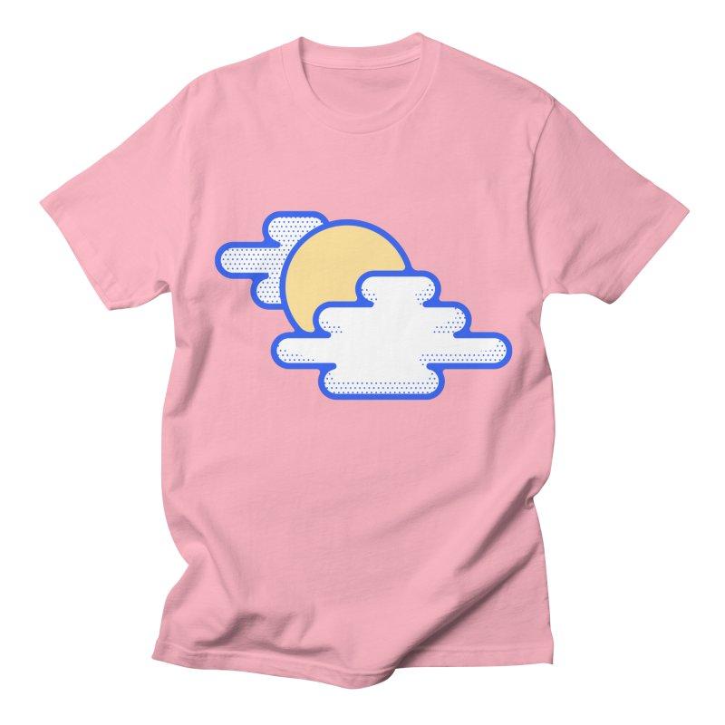 Cloudy Day Men's Regular T-Shirt by TravisPixels's Artist Shop