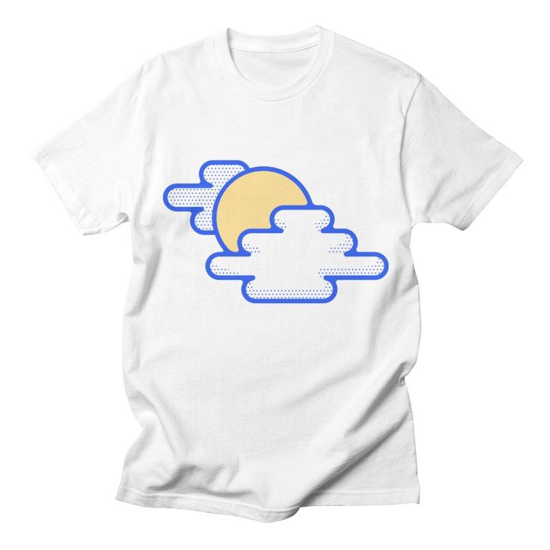 Cloudy Day Women's Regular Unisex T-Shirt by TravisPixels's Artist Shop