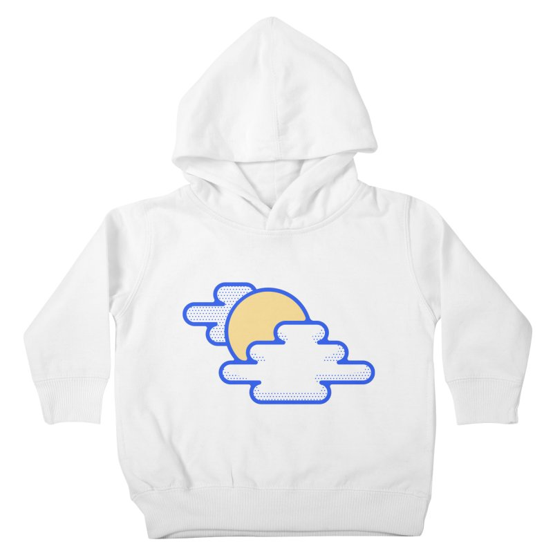 Cloudy Day Kids Toddler Pullover Hoody by TravisPixels's Artist Shop