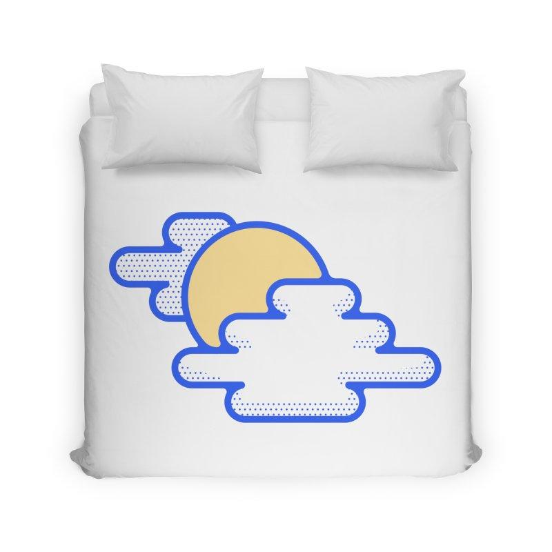 Cloudy Day Home Duvet by TravisPixels's Artist Shop