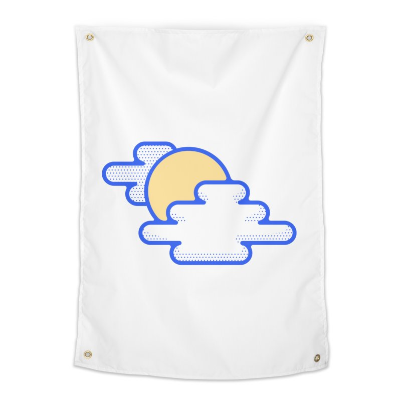 Cloudy Day Home Tapestry by TravisPixels's Artist Shop