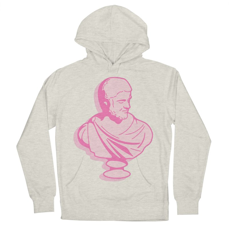 Bust Women's French Terry Pullover Hoody by TravisPixels's Artist Shop