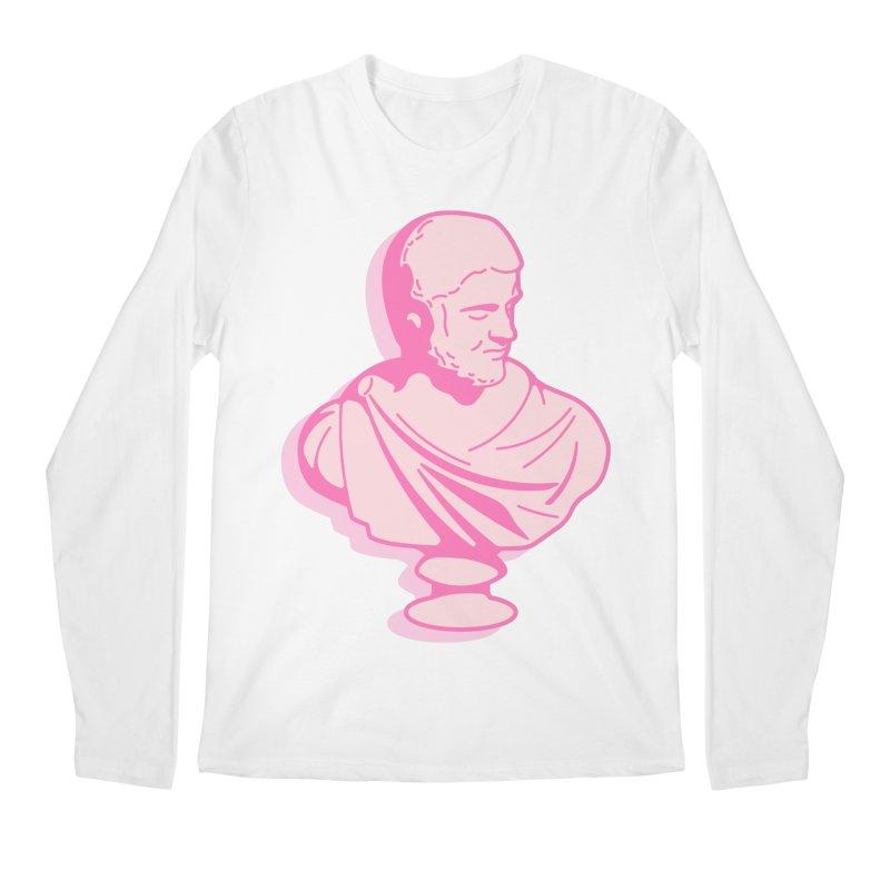 Bust Men's Regular Longsleeve T-Shirt by TravisPixels's Artist Shop