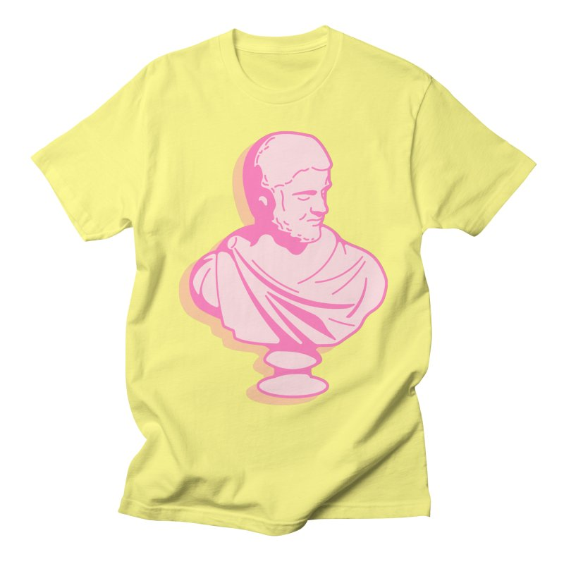 Bust Men's Regular T-Shirt by TravisPixels's Artist Shop
