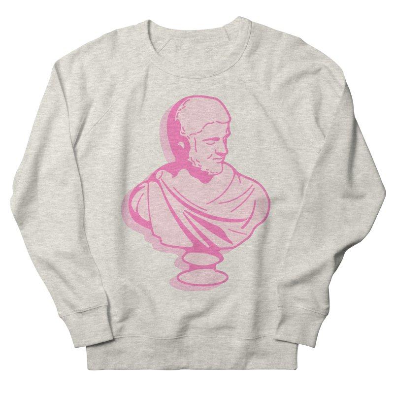 Bust Women's French Terry Sweatshirt by TravisPixels's Artist Shop