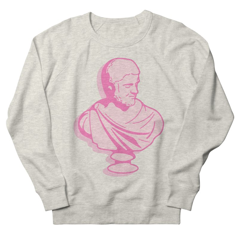Bust Men's French Terry Sweatshirt by TravisPixels's Artist Shop