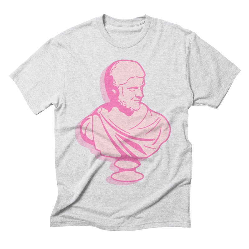 Bust Men's Triblend T-Shirt by TravisPixels's Artist Shop
