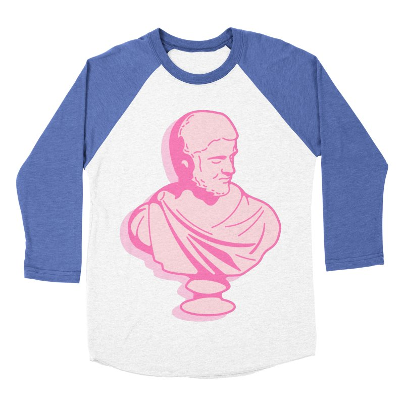 Bust Women's Baseball Triblend Longsleeve T-Shirt by TravisPixels's Artist Shop