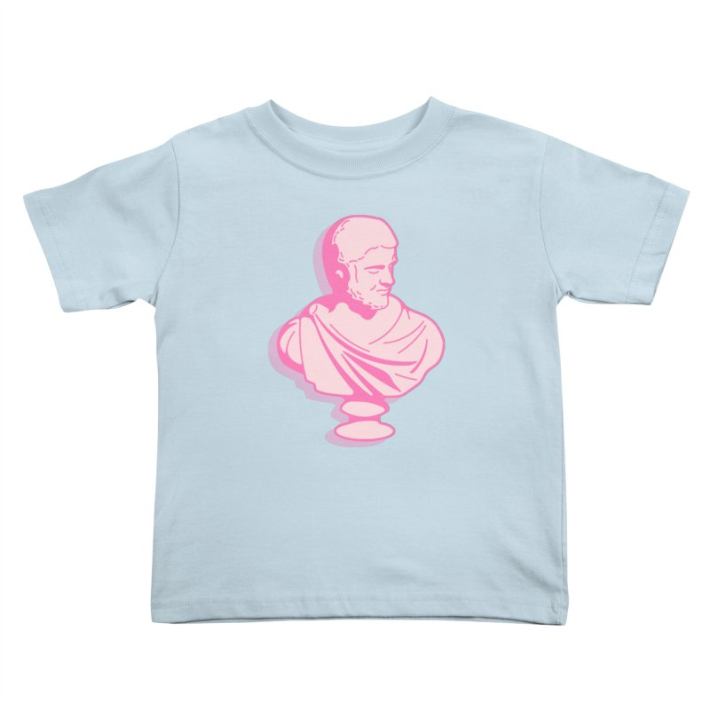 Bust Kids Toddler T-Shirt by TravisPixels's Artist Shop