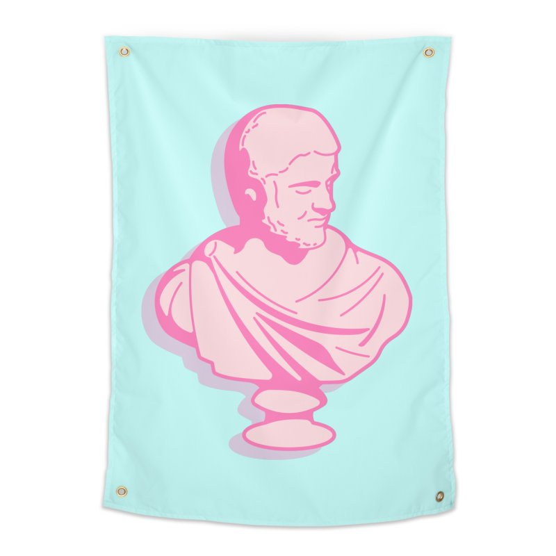 Bust Home Tapestry by TravisPixels's Artist Shop