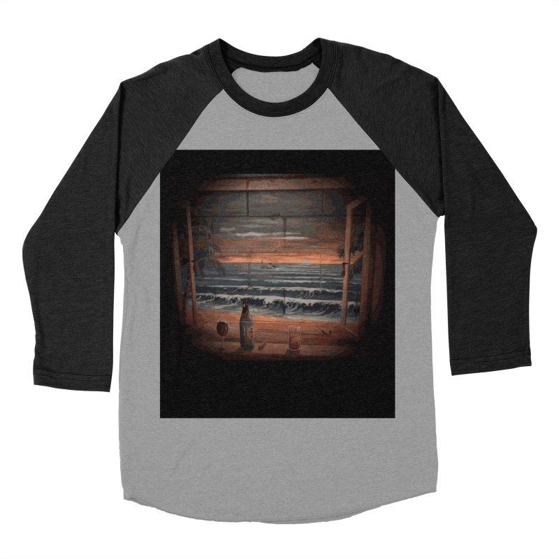 Vamos a la Playa Women's Baseball Triblend T-Shirt by TravsTs