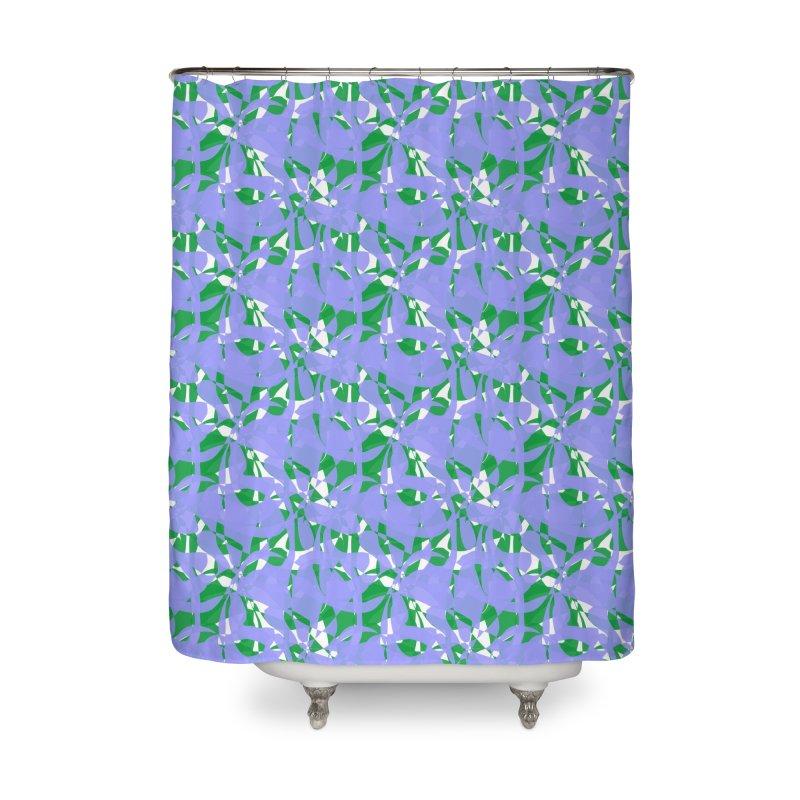 Lavanda Home Shower Curtain by trebam