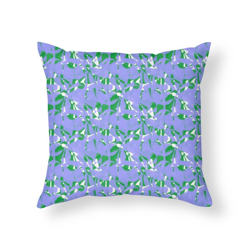 Lavanda in Throw Pillow by trebam