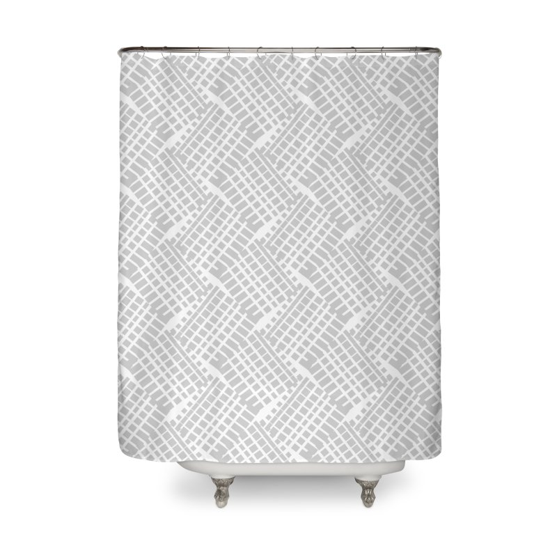 Jato Home Shower Curtain by trebam