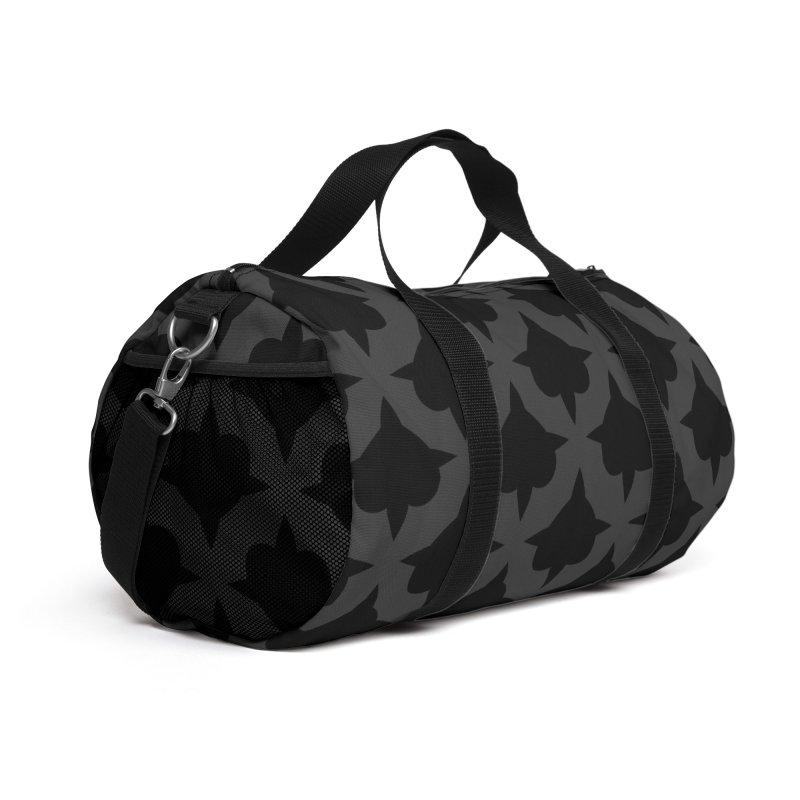 Ograda (Black/Gray) Accessories Bag by trebam