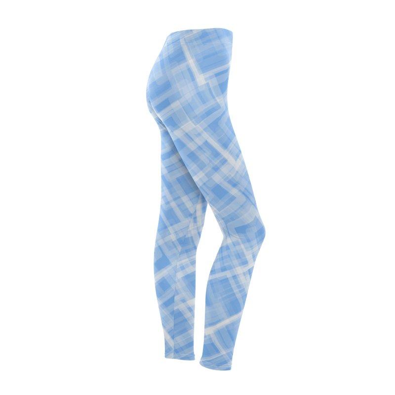 Lokva (Blue) Women's Bottoms by trebam