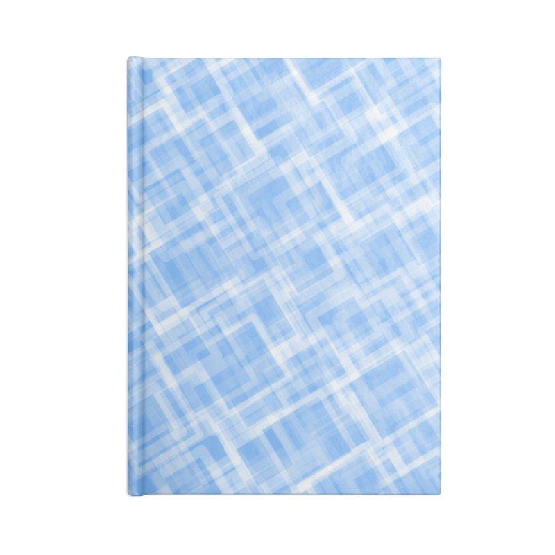 Lokva (Blue) Accessories Notebook by trebam