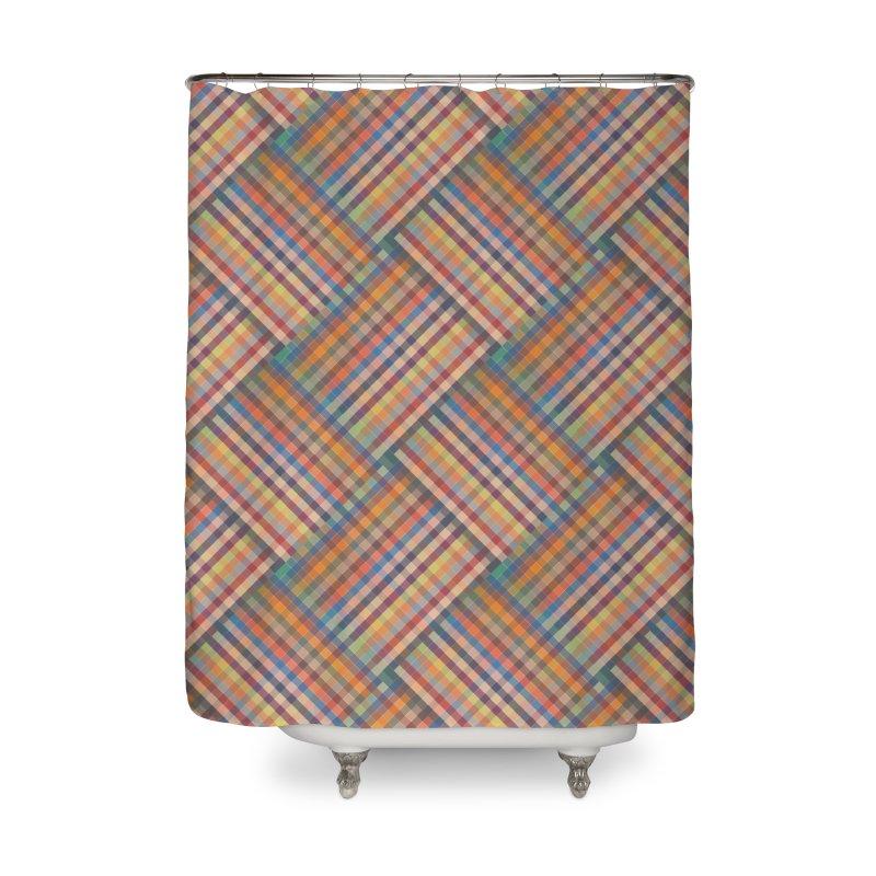 Traka Home Shower Curtain by trebam