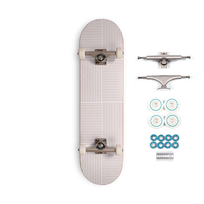 Tekst (Rose) Accessories Skateboard by trebam