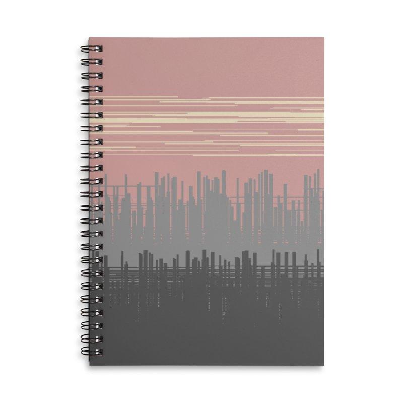 Oblak Accessories Notebook by trebam