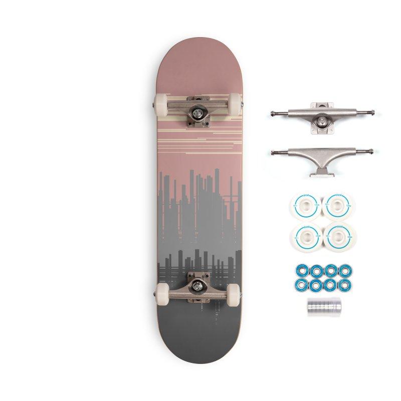 Oblak Accessories Skateboard by trebam