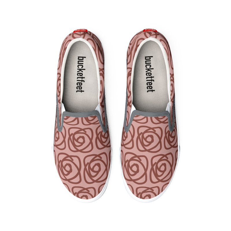 Rozeta (Henna/Rose) Men's Shoes by trebam