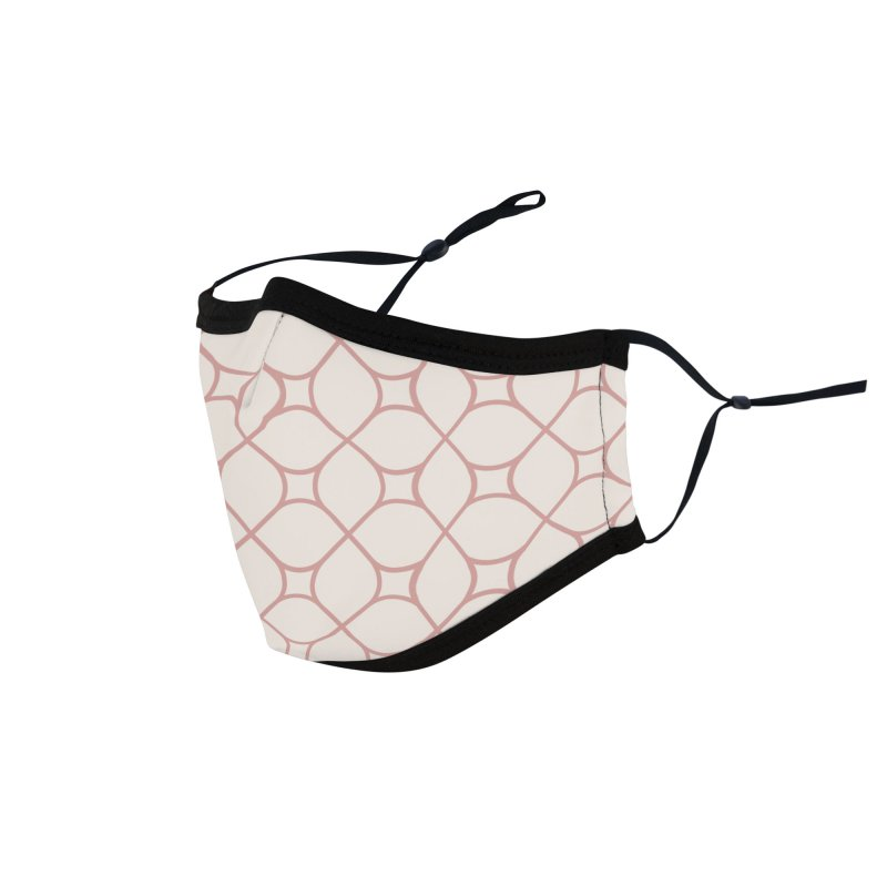 Torba (Rose) Accessories Face Mask by trebam