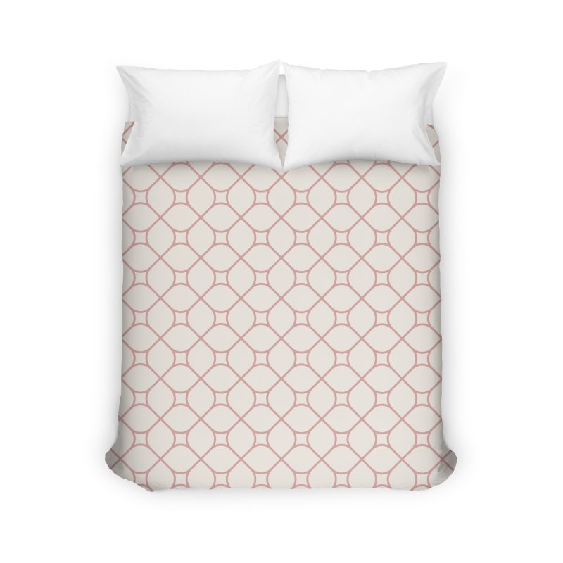 Torba (Rose) Home Duvet by trebam